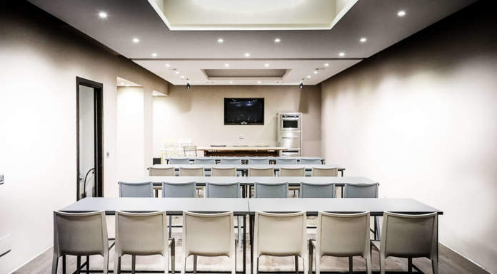 Casa Marchetti aula didattica