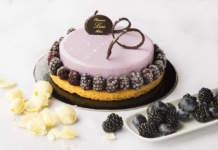 Philadelphia Cheesecake Challange torta vincitrice