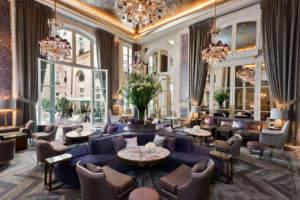 Hotel de Crillon Parigi