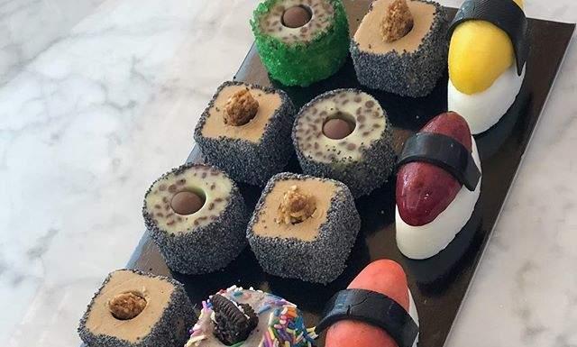 gelato sushi new york