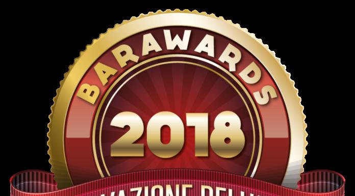 Barawards innovazione dell'anno 2018