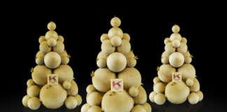 Knam - Bubble Tree_Oro gruppo