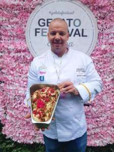 gelato festival roma vincitore Adam Fazekas