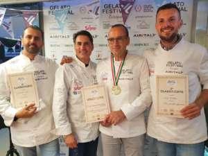GELATO FESTIVAL podio MILANO 2019