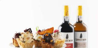 Sandeman Summer Sundae - Ice cream pairing - Tutti