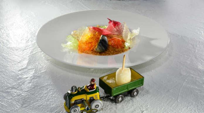 noPlanetB dessert Tre Cristi