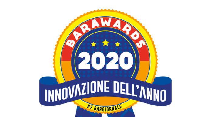 Barawards 2020 Premio Innovazione dell'anno