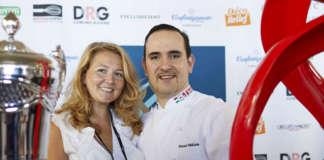Carlotta Fabbri e Davide Malizia