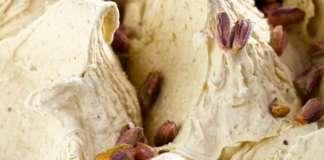 gelato pistacchio base acqua