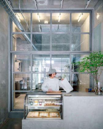 Ripi bakery, Giappone