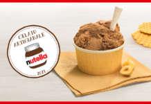 Nutella gelato artigianale ok