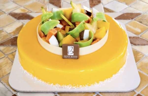 tropic cake buosi